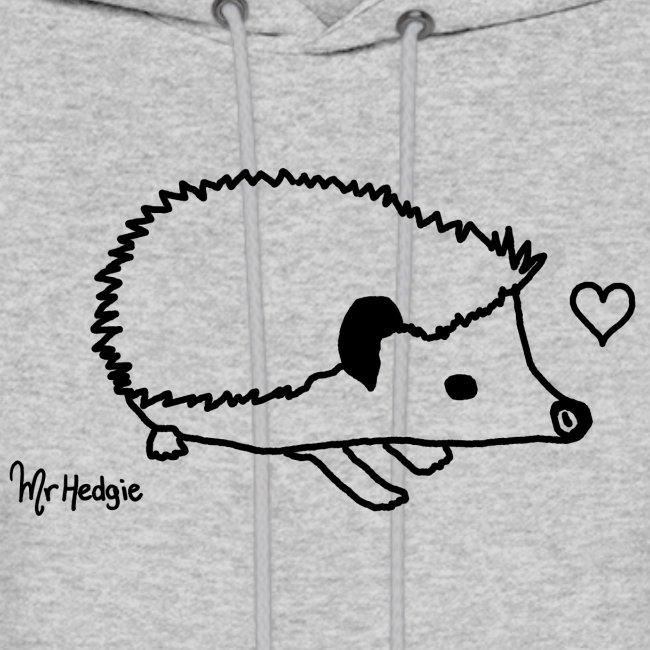 Mr Hedgie loves you