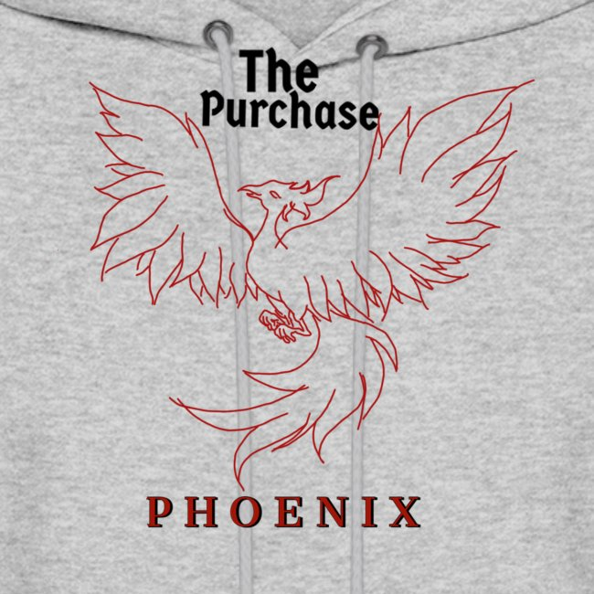 Sketched Phoenix Logo