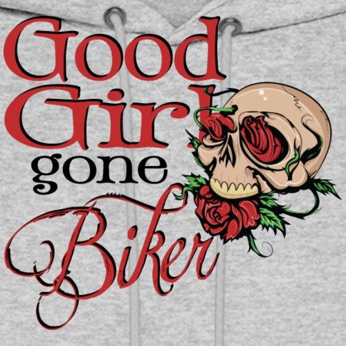 Good Girl Gone Biker - Men's Hoodie