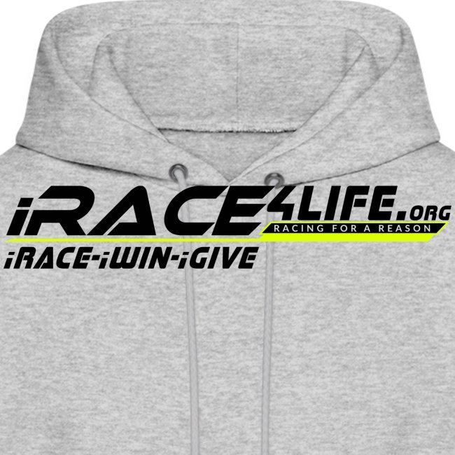 iRace4Life.org Logo with iRace-iWin-iGive!