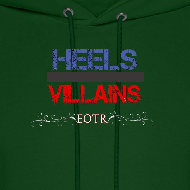 Eyes on the Ring Heels/Villains