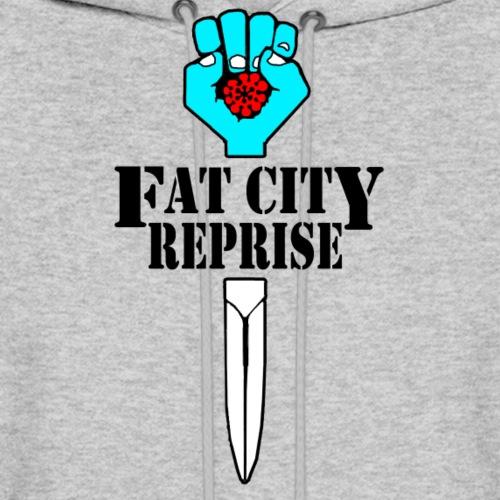 Fat City Fist - Men's Hoodie