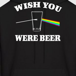 Wish You The Beer - Men's Hoodie