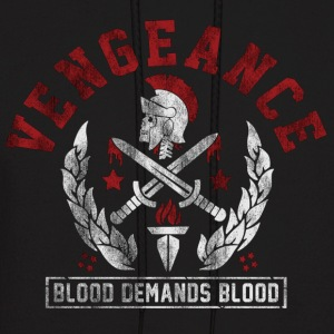 Vengeance Blood Picture - Men's Hoodie