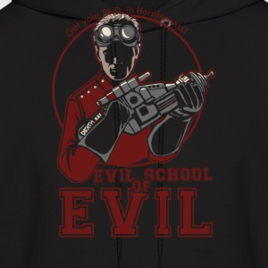 Dr.Horrible's Evil School of Evil - Men's Hoodie