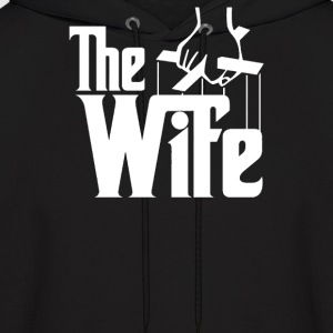 The Wife - Men's Hoodie
