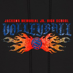 JACKSON MEMORIAL JR - Men's Hoodie