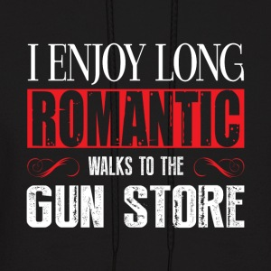 The Gun Store T Shirt - Men's Hoodie
