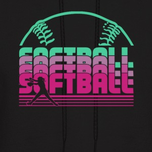 Softball Shirt - Men's Hoodie