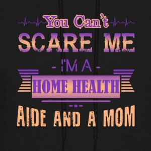 Home Health Aide Mom Shirt - Men's Hoodie