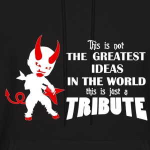 The Greatest T-Shirt In The World - Men's Hoodie