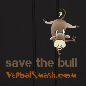 Save the Bull - Men's Hoodie