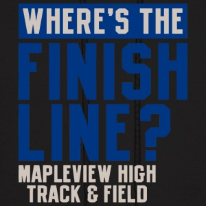 Where's The Finish Line Mapleview High Track & Fie - Men's Hoodie