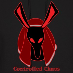 controlled chaos (set) - Men's Hoodie