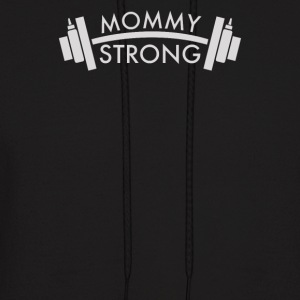 Mommy Strong - Men's Hoodie
