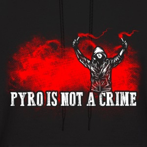 ACAB Pyro is not a crime - Men's Hoodie