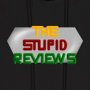 The Stupid Reviews Title - Men's Hoodie
