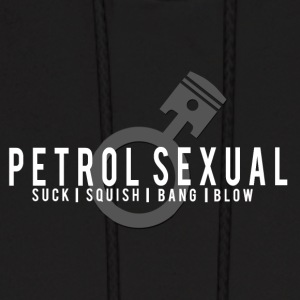 PETROL SEXUAL - Men's Hoodie