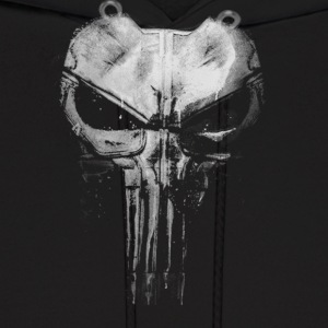 Punisher Logo - Men's Hoodie