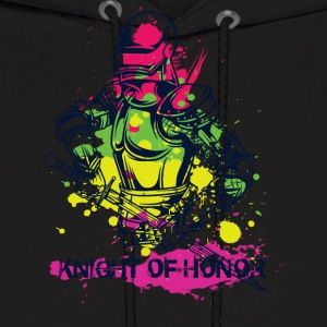 KNIGHT OF HONOR COLORFUL - Men's Hoodie