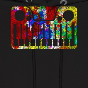 Funny Synthesizer Shirt - Men's Hoodie
