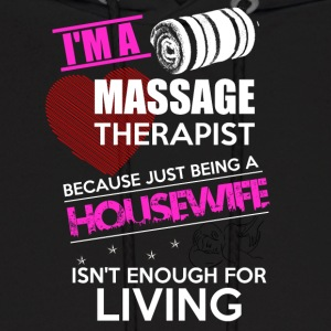 Massage Therapist - Men's Hoodie