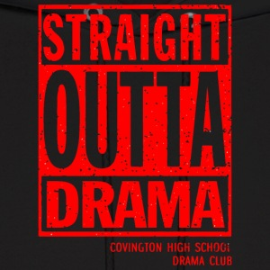 Drama Covington High School Drama Club - Men's Hoodie