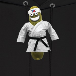 Tae Kwon Do Pickle - Men's Hoodie