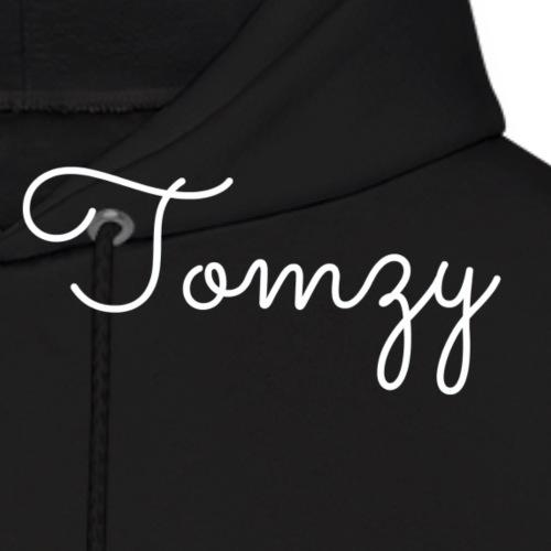 Tomzy Signature Black - Men's Hoodie