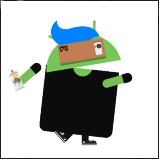 android man yo