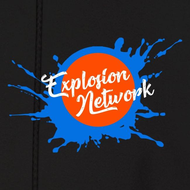 Explosion Network Hoodie