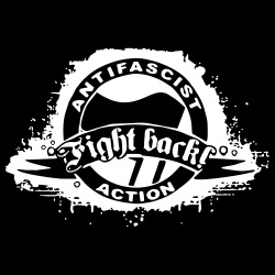 Antifascist action - Fight back!