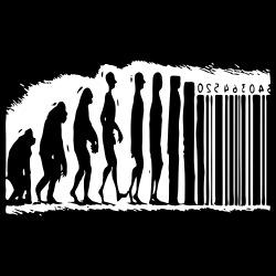 Evolution barcode