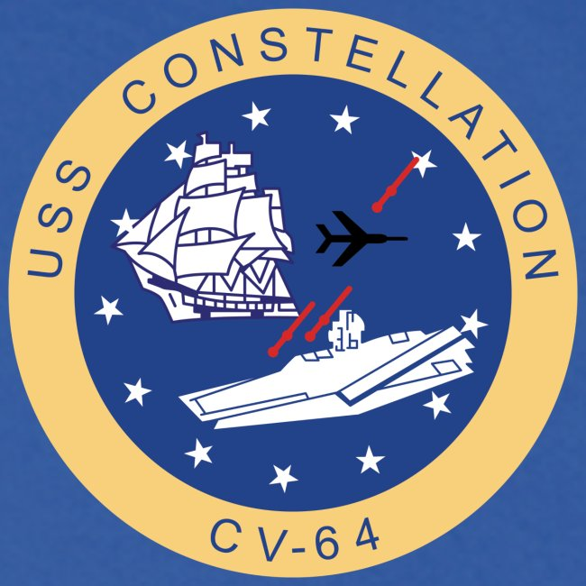 USS CONSTELLATION CV 64
