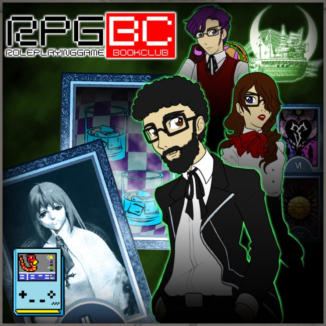RPGBC Year One Cover Art