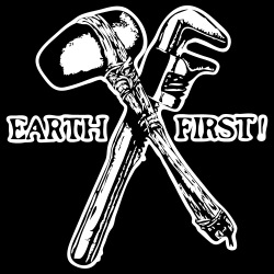 Earth first!