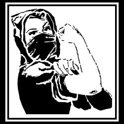 Feminist Hooded sweatshirt anti-sexist
