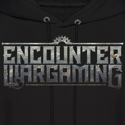 Encounter Wargaming Preium Men's Hoodie - Men's Hoodie