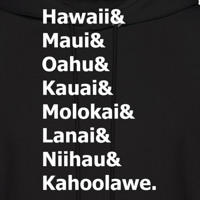 The 808 Islands