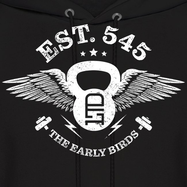 The Early Birds Black