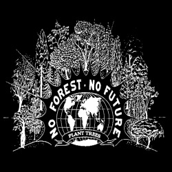 No forest, no future - plant trees