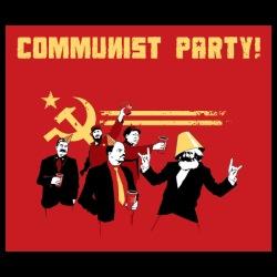 Communist party!