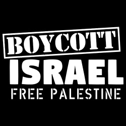 Boycott Israel - Free Palestine