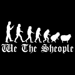 We the sheople