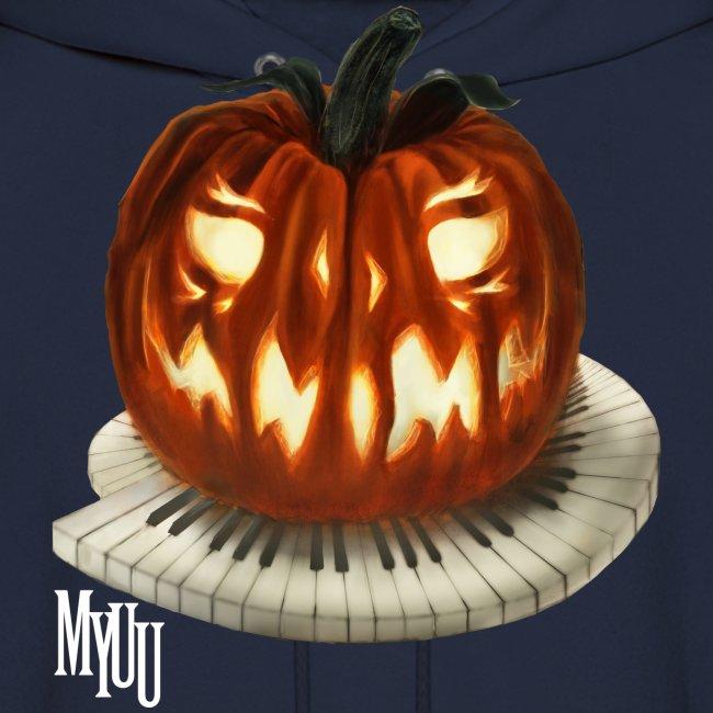 Piano Pumpkin