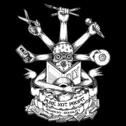 Punk not profit - anarchy equality