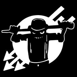 Anti-fascist Hooded sweatshirt
