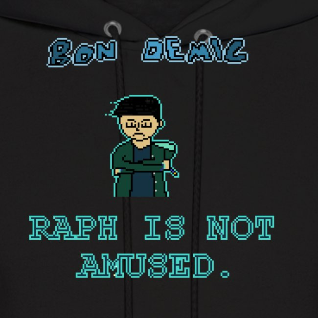 Raph Is Not Amused T-Shirt