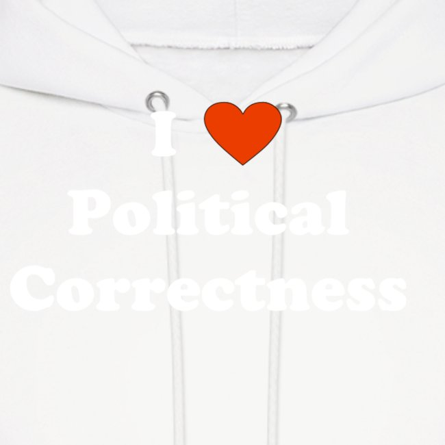 I Heart Political Correctness