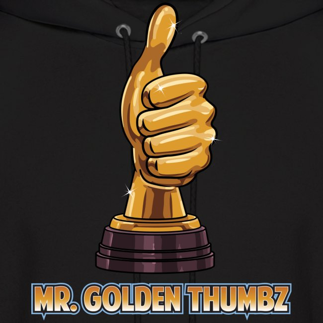Mr. Golden Thumbz 1K Subscriber Achievement